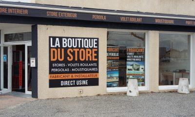 Boutique du store Valence Volet roulants (Copier)