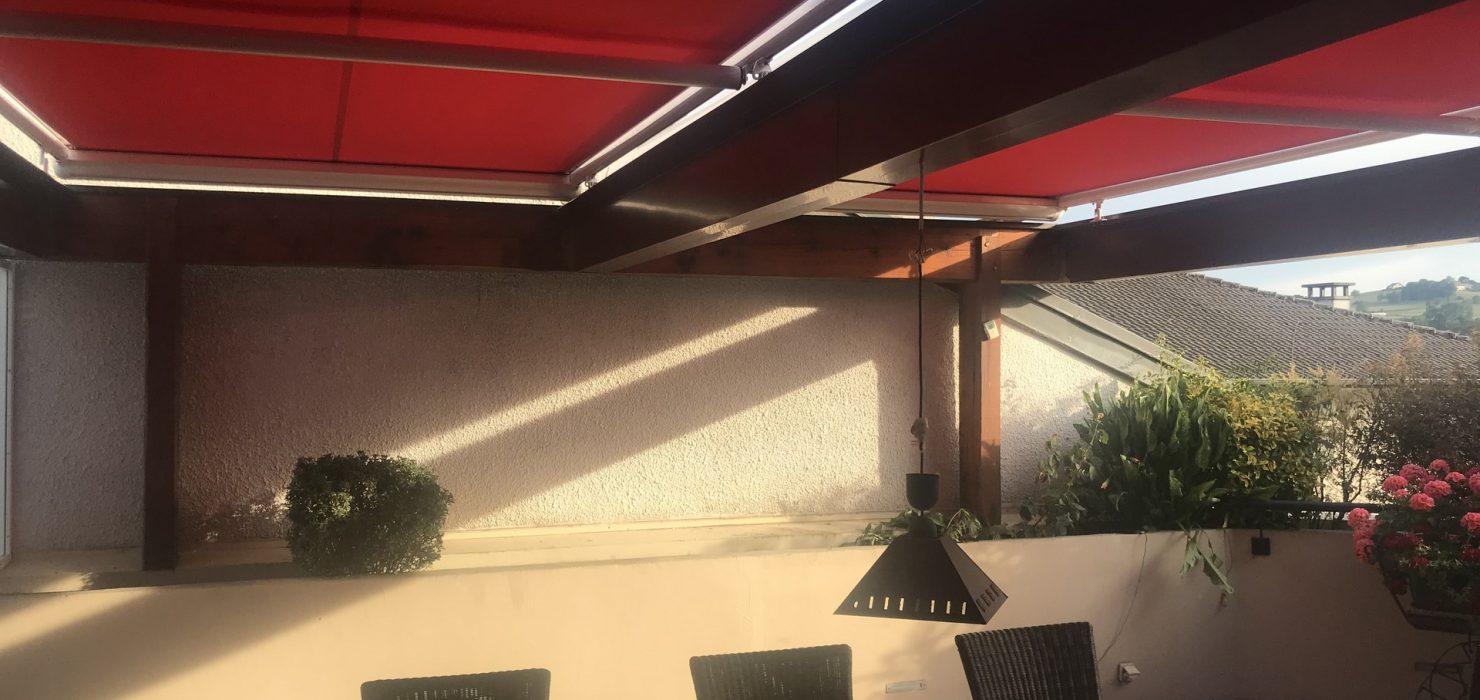 Store extérieur pour pergola veranda (Copier)